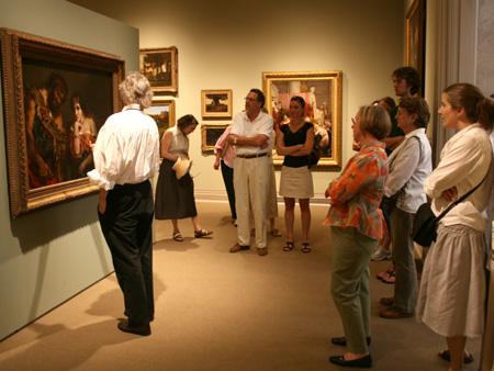 visiting museums Museums are hugely important for tourism in the uk, and contribute significantly to a tourist's experience of visiting the country 17 museums share.