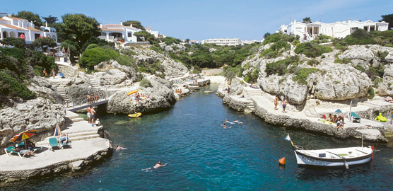 Menorca holiday