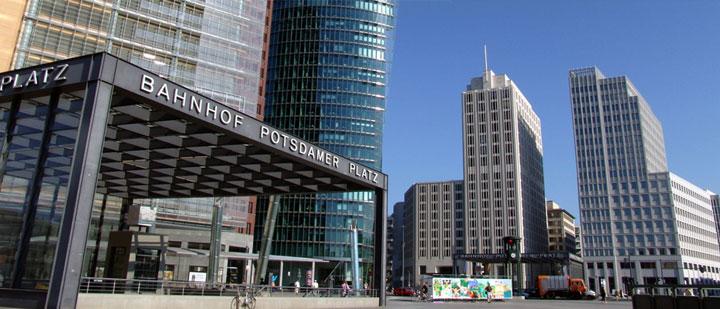 Potsdammer Platz